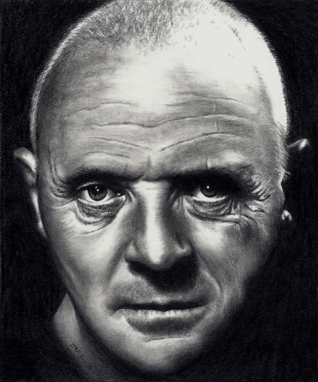 Anthony Hopkins by JRFortson